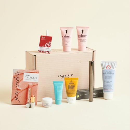 BeautyFix Beauty Subscription Box