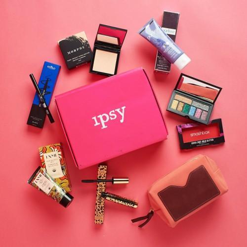 Ipsy Beauty Subscription Box