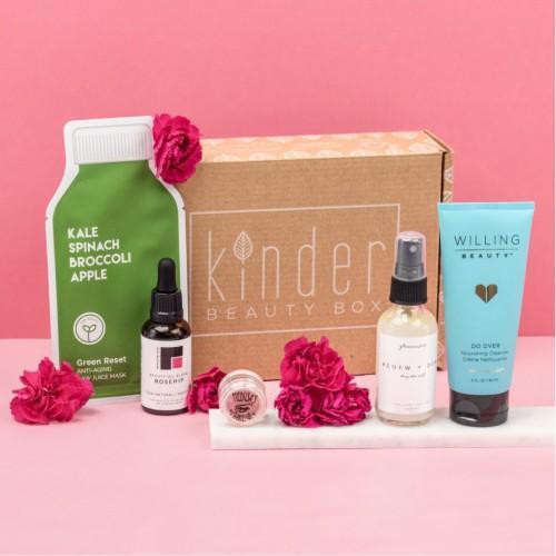 Kinder Beauty Makeup Subscription Box
