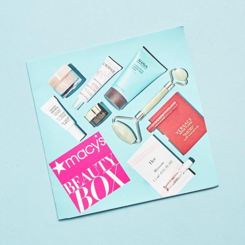 Macy's Beauty Makeup Subscription Box