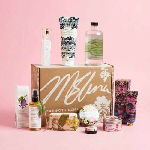 Margot Elena Skin Care Subscription Box