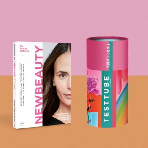 NewBeauty TestTube Makeup Subscription Box