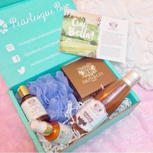 Pearlesque Skin Care Subscription Box