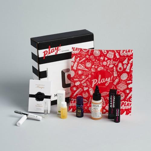 Play! By Sephora Beauty Subscription Box