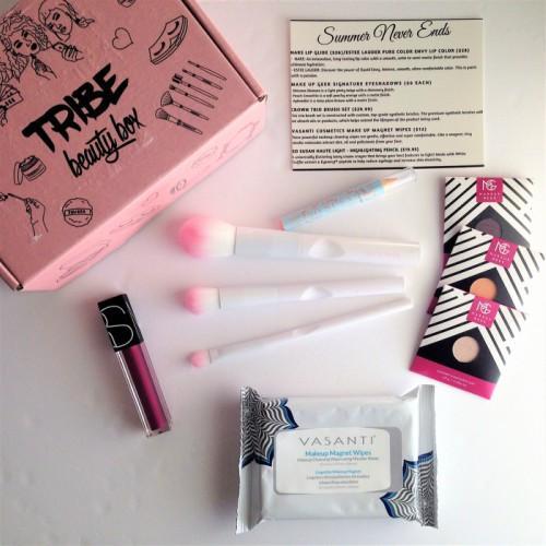 Tribe Beauty Box Makeup Subscription Box