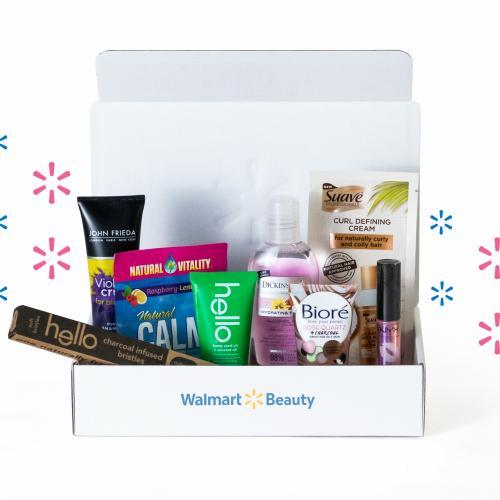 Walmart Beauty Box Beauty Subscription Box